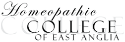 Homeopathic College of East Anglia Logo